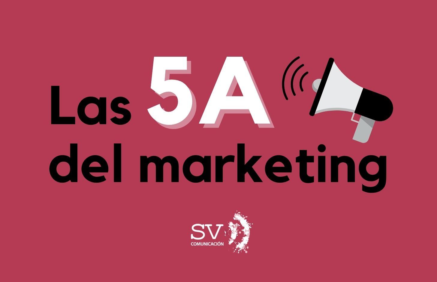 5A del marketing