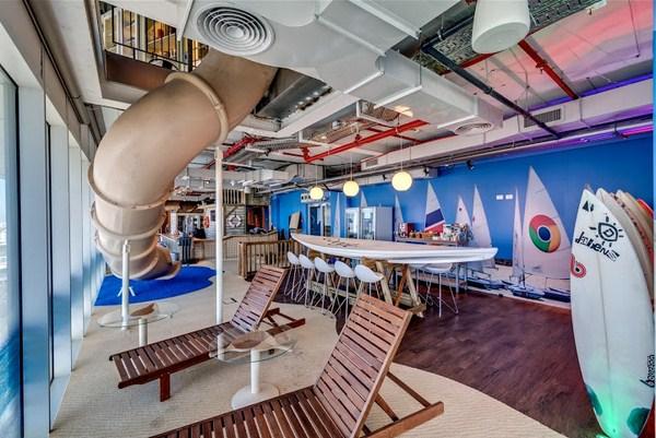 Employer branding Google Tel aviv