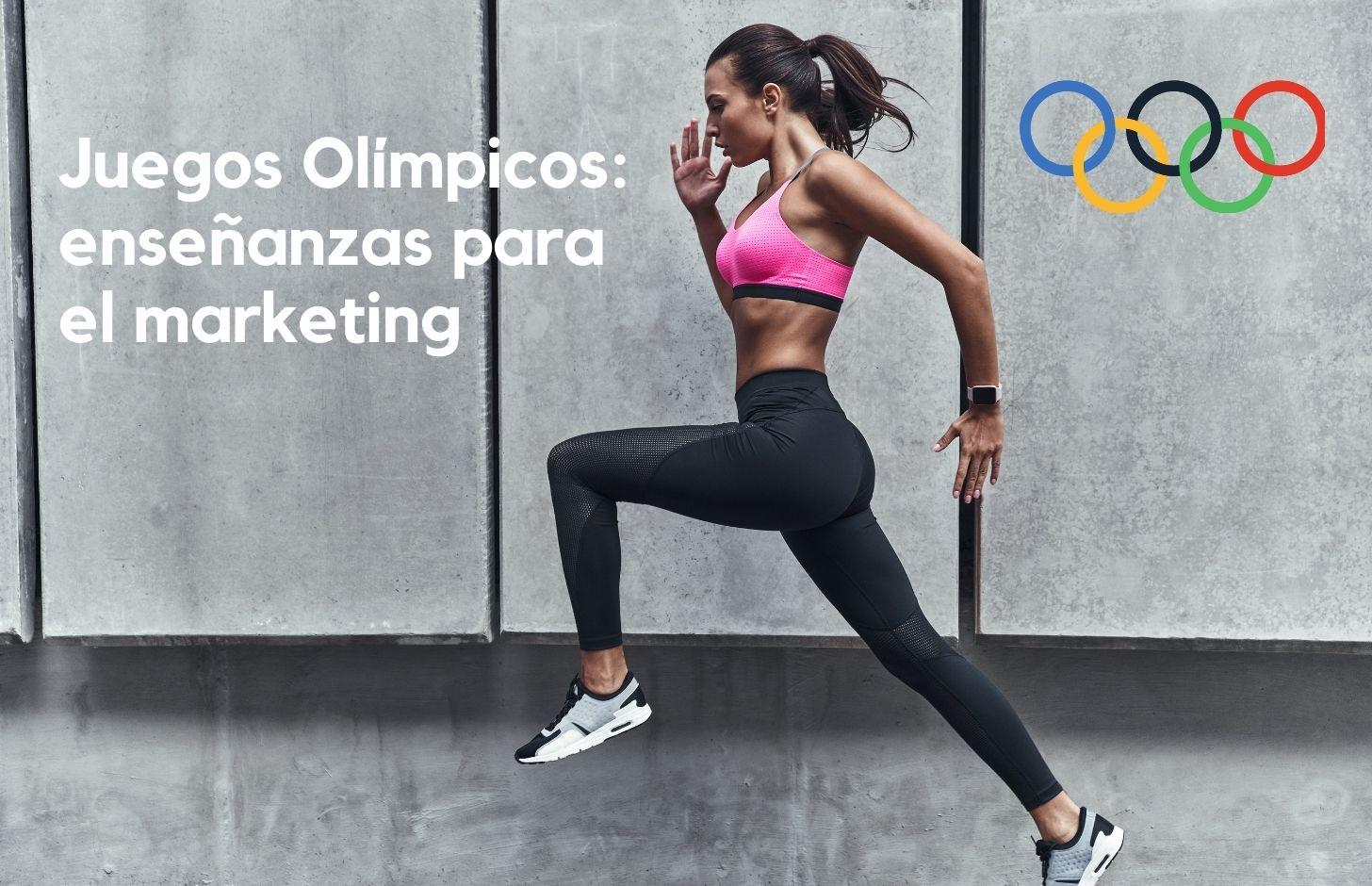 juegos olimpicos marketing